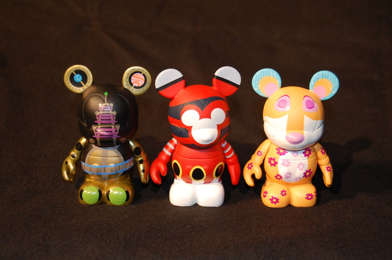 Mouseplanet Disney Stuff Vinylmations By Chris Barry - Disney cruise ship toy