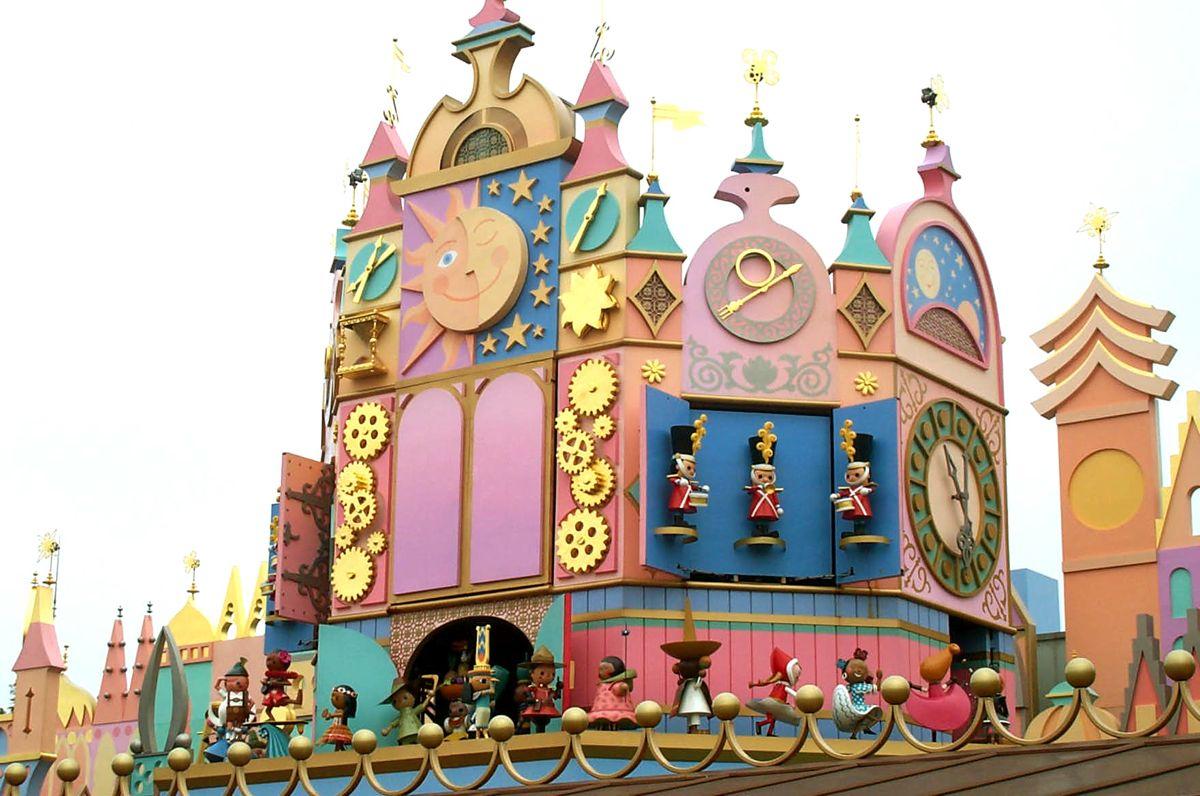 Le questionnaire du fan de disneyland paris Paris+Clock+Tower