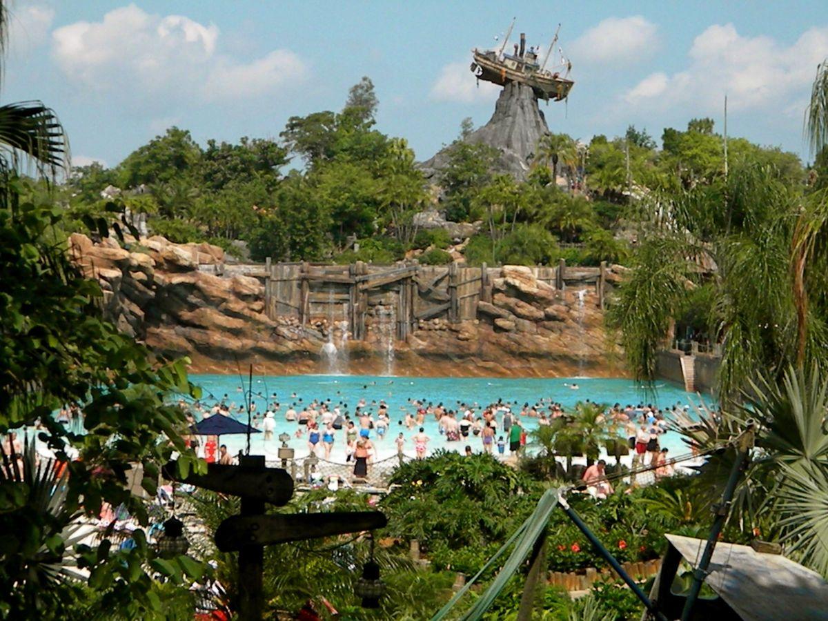 Typhoon Lagoon Walt Disney World Florida