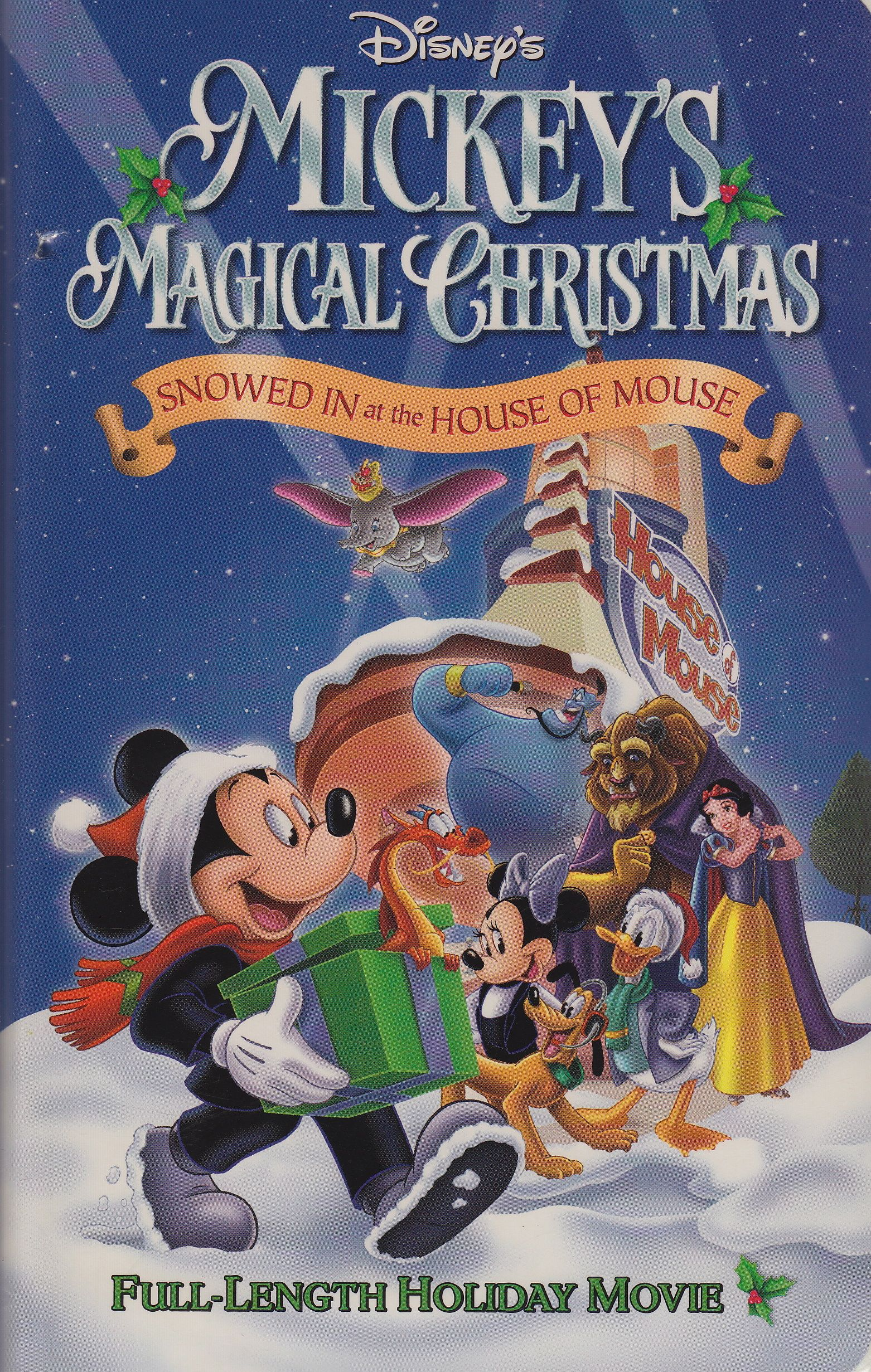closing to mickeys once upon a christmas 1999 vhs