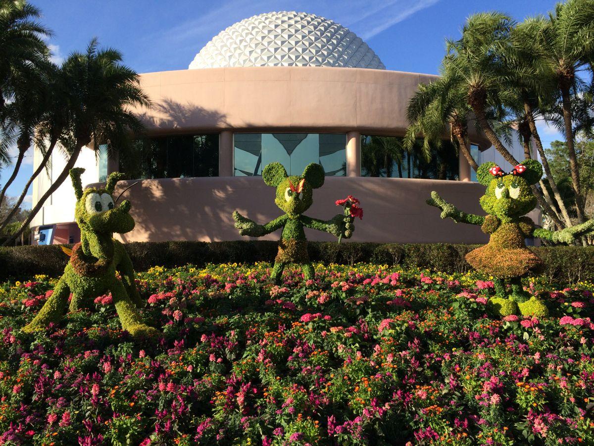 Mouseplanet - Walt Disney World Resort Update by Adrienne Vincent ...