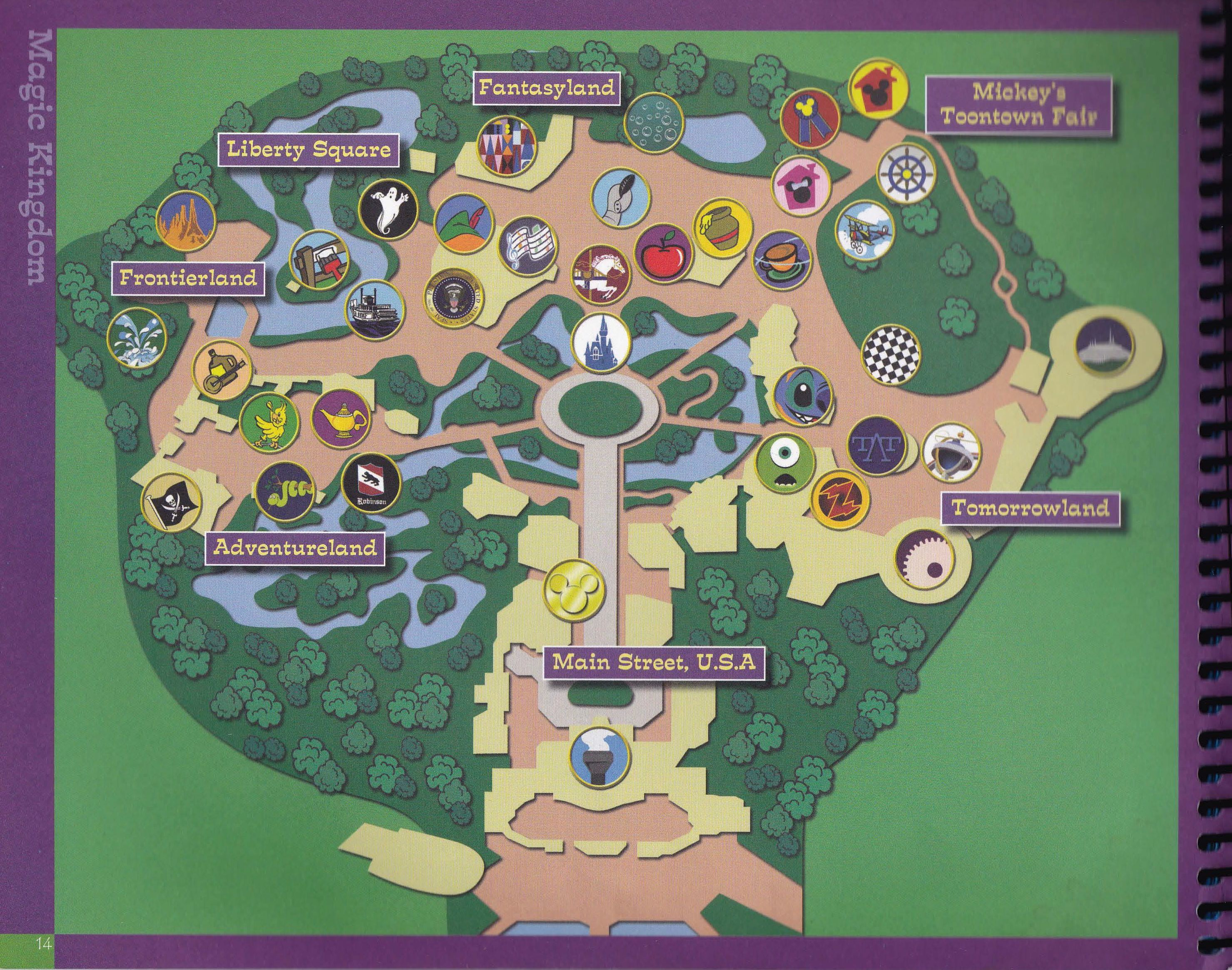 Mouseplanet - Disney Stuff - Walt Disney World Guide to the Magic ...