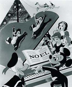 A Disney Christmas Gift Dvd.Mouseplanet A Very Mickey Christmas By Jim Korkis