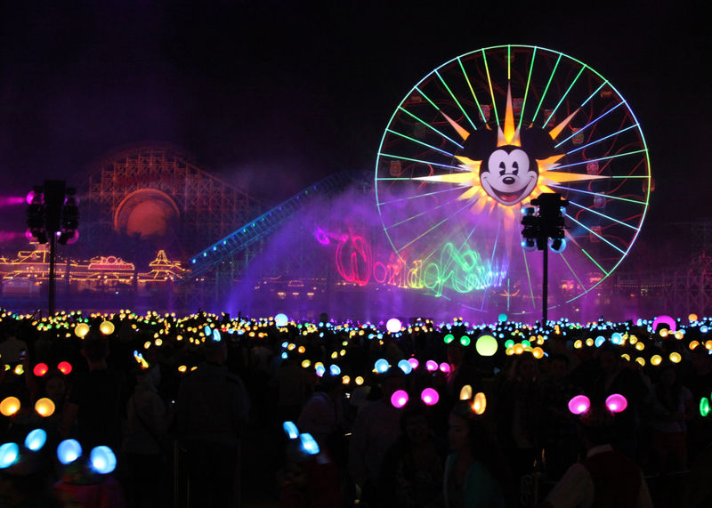 The World of Color is Still Looking for Its Wonderful