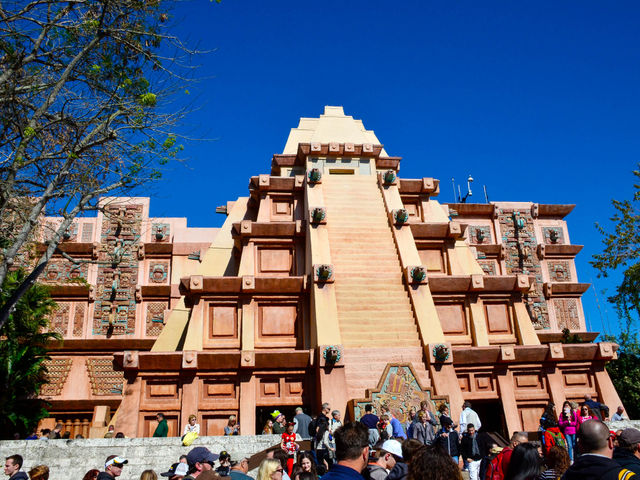 Mexico at Epcot: a Photo Tour