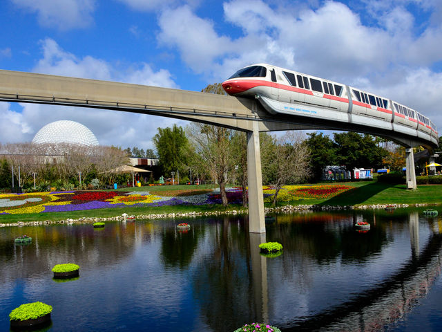 Epcot: 2015 International Flower and Garden Festival Photo Tour