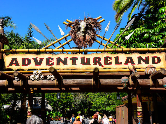 Disney's Magic Kingdom Adventureland: A Photo Tour