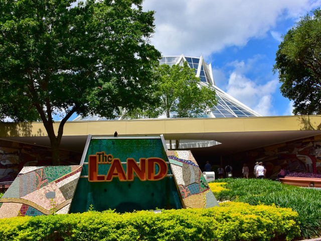 The Land at Epcot: A Photo Tour