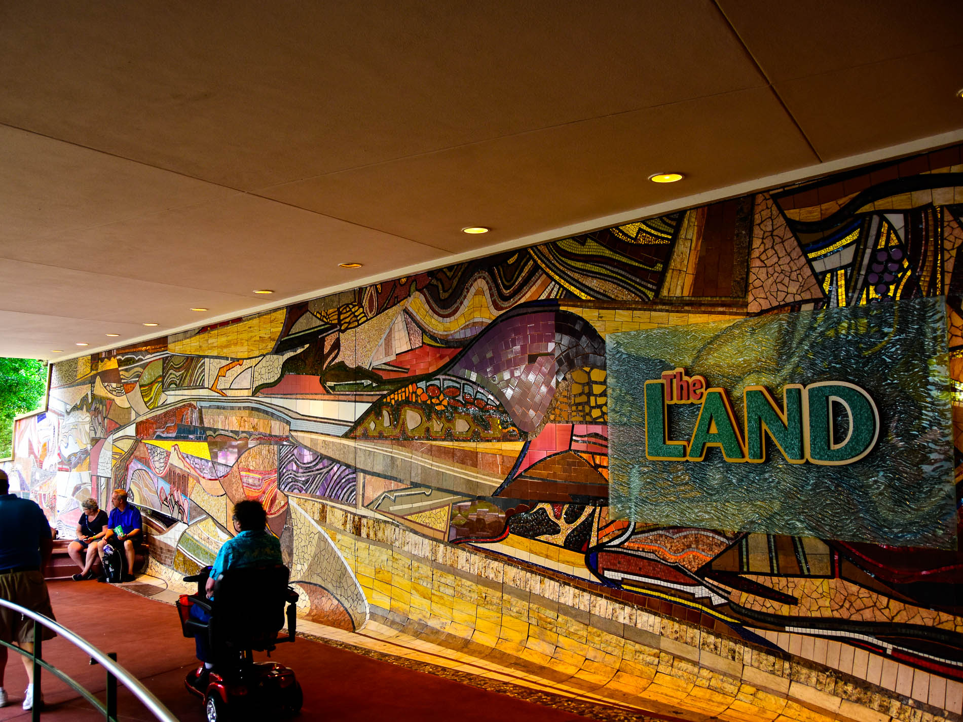 Mouseplanet - The Land at Epcot: A Photo Tour by Donald and Bonnie Fink