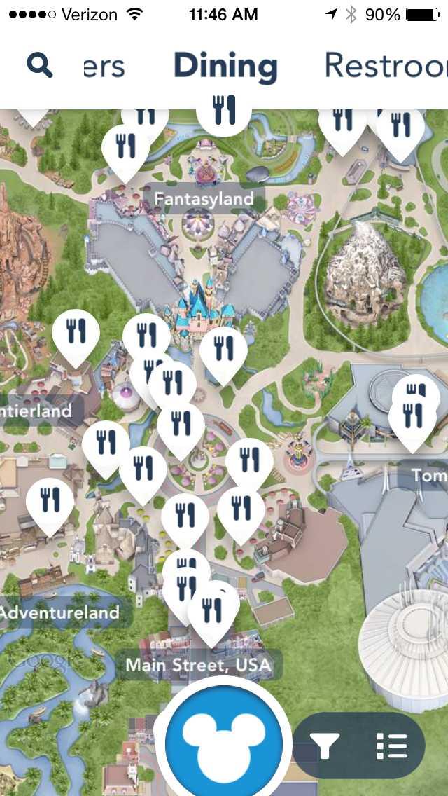 Disney World Map App لم يسبق له مثيل الصور Tier3 Xyz