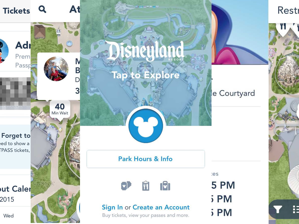 App Review: Disney Releases Official Disneyland App