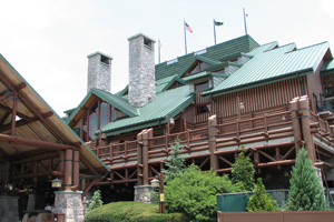 Villas at Wilderness Lodge