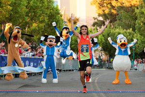 Disneyland Half Marathon