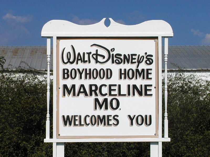Beyond the Vacation Kingdom of the World:  Springfield, Hannibal, and Marceline