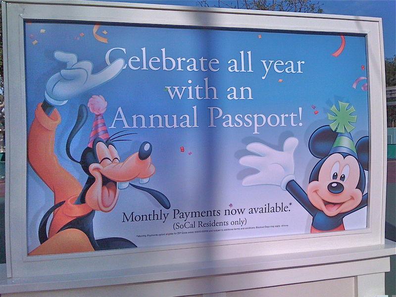 Disneyland Resort Ends Annual Passholder Program