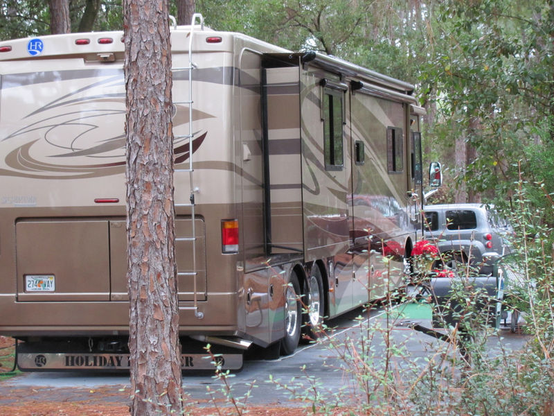 Loving the Great Outdoors - Camping in Style at Fort Wilderness Resort and Campground