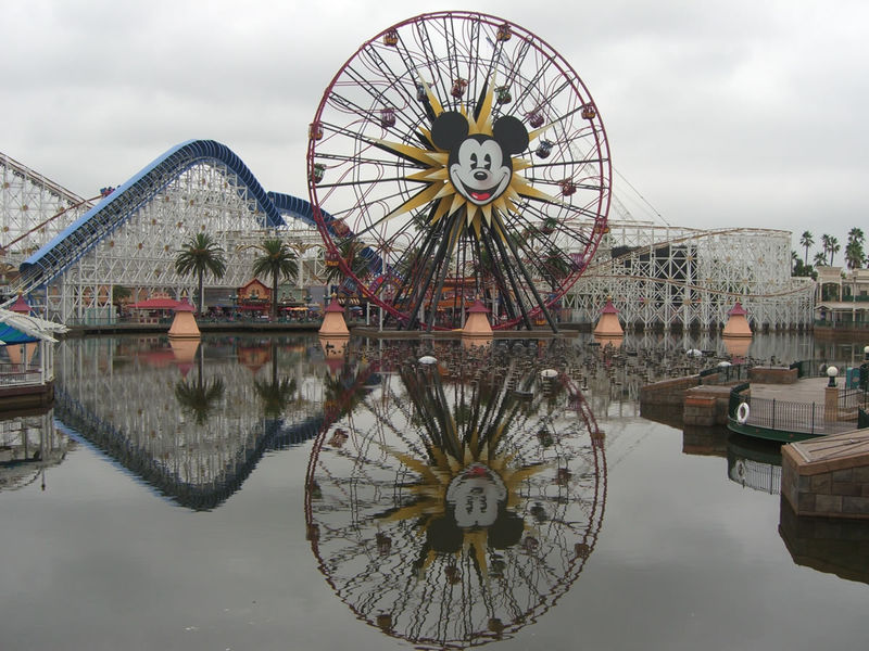 Happy 20th Anniversary Disney California Adventure Park