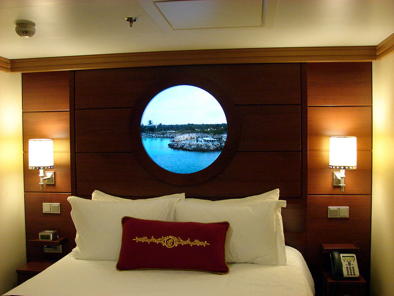 The Disney Dream: Magic Portholes