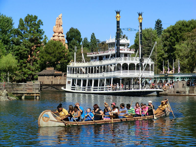 Star Wars Land expansion means hiatus for Disneyland Railroad, Fantasmic, and Rivers of America