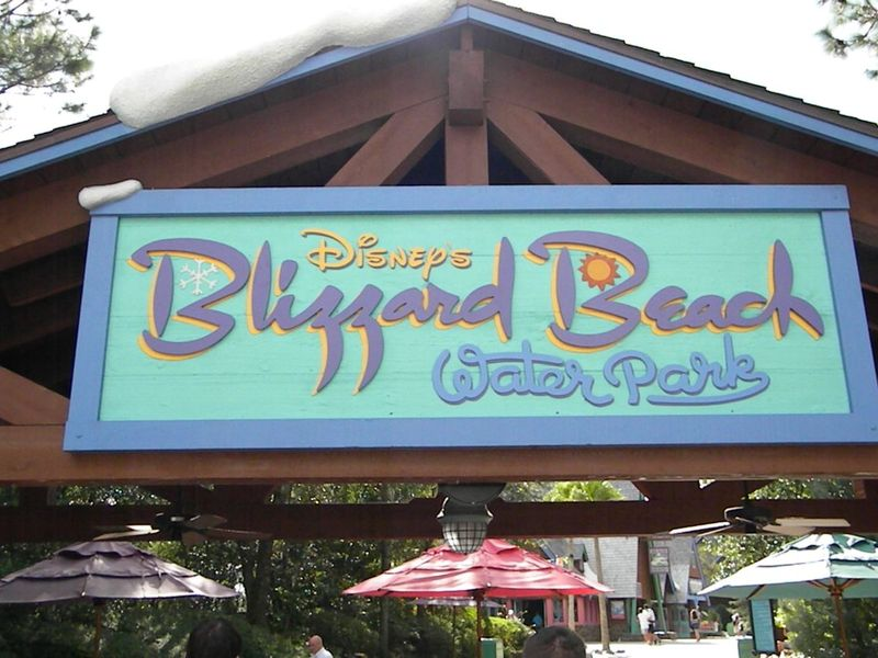 Welcome to Blizzard Beach