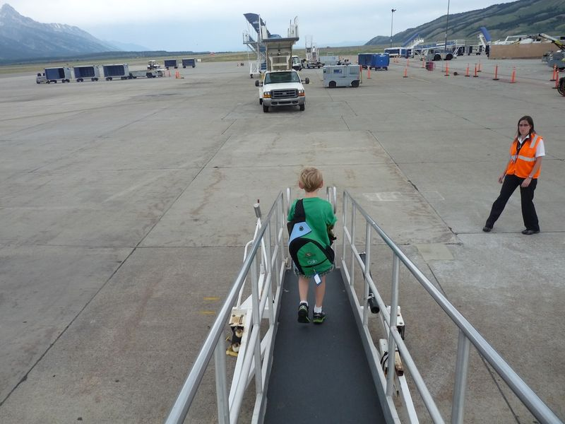 Navigating the Friendly Skies With Toddlers