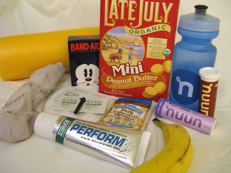 runDisney: Post-Race Preparations