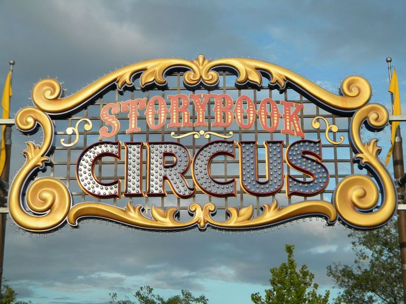 My Disney Top 5 - Things to Love About Storybook Circus in the Magic Kingdom