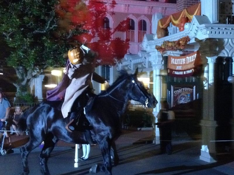 Tricks and Treats from Magic Kingdom's Not So Scary Halloween Party