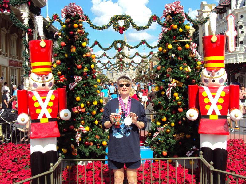 2012 Disney Wine & Dine Half Marathon Weekend