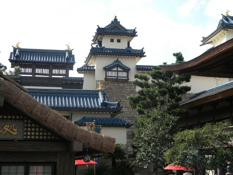 My Disney Top 5 - Things to See in Epcot's Japan Pavilion