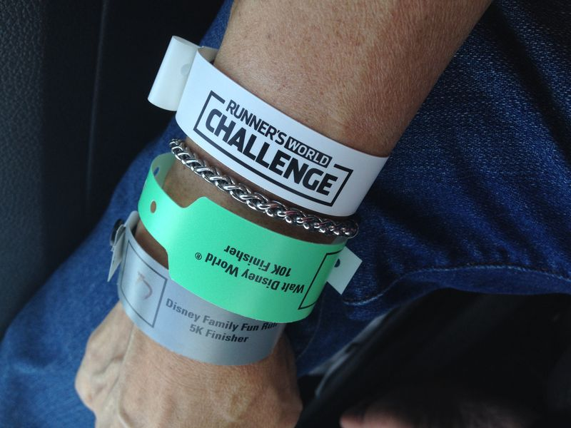 runDisney and the Runner's World Challenge