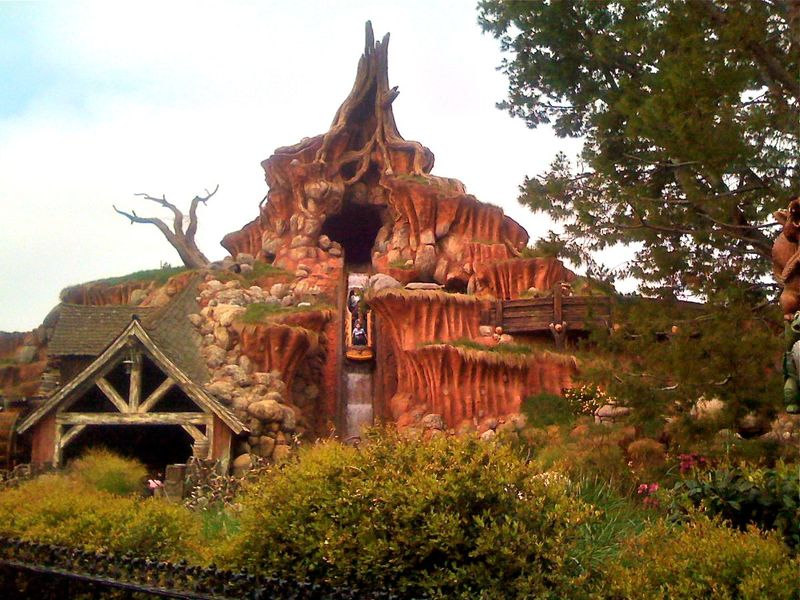 My Disney Top 5 - Things to Love about Splash Mountain at the Magic Kingdom