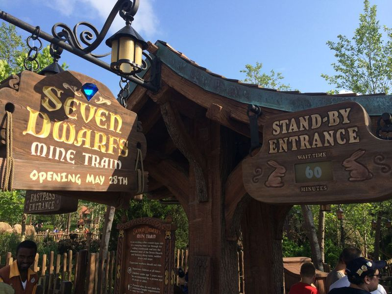 My Disney Top 5 - Things to Love About the Magic Kingdom's Seven Dwarfs Mine Train