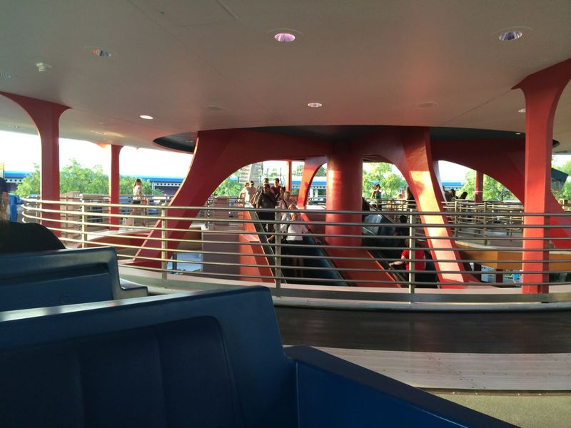 My Disney Top 5 - Things to Love About the PeopleMover at the Magic Kingdom