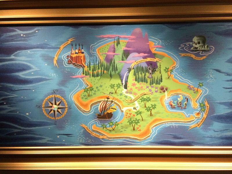 My Disney Top 5 - Things to Love about Peter Pan's Flight at the Magic Kingdom