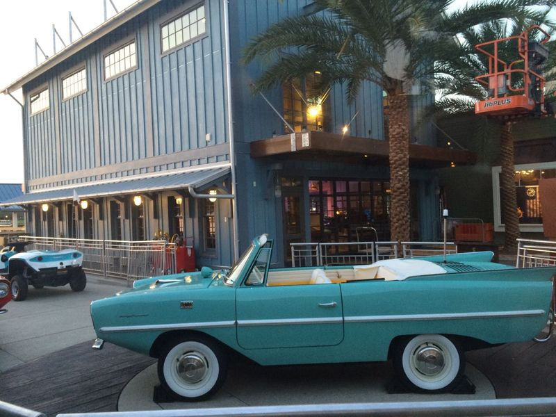 My Disney Top 5 - Cool Cars at Walt Disney World