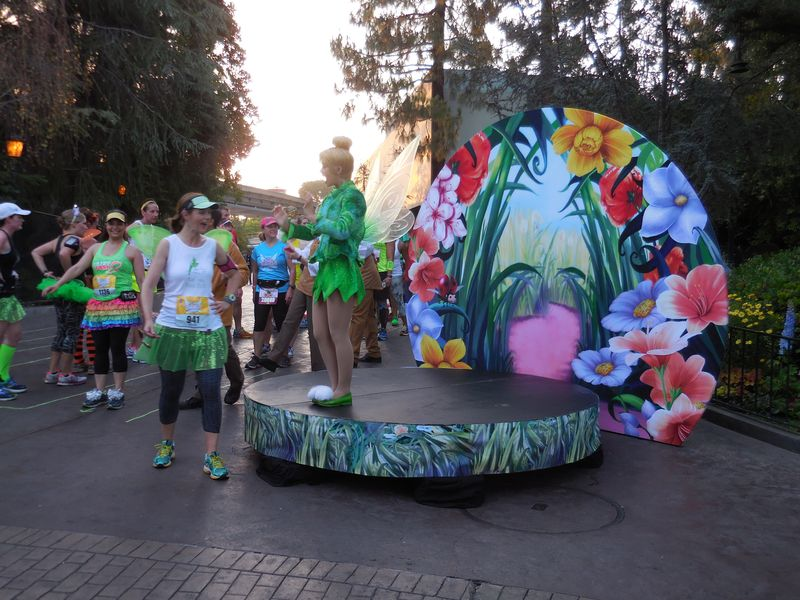 The 2015 Tinker Bell Half Marathon Weekend