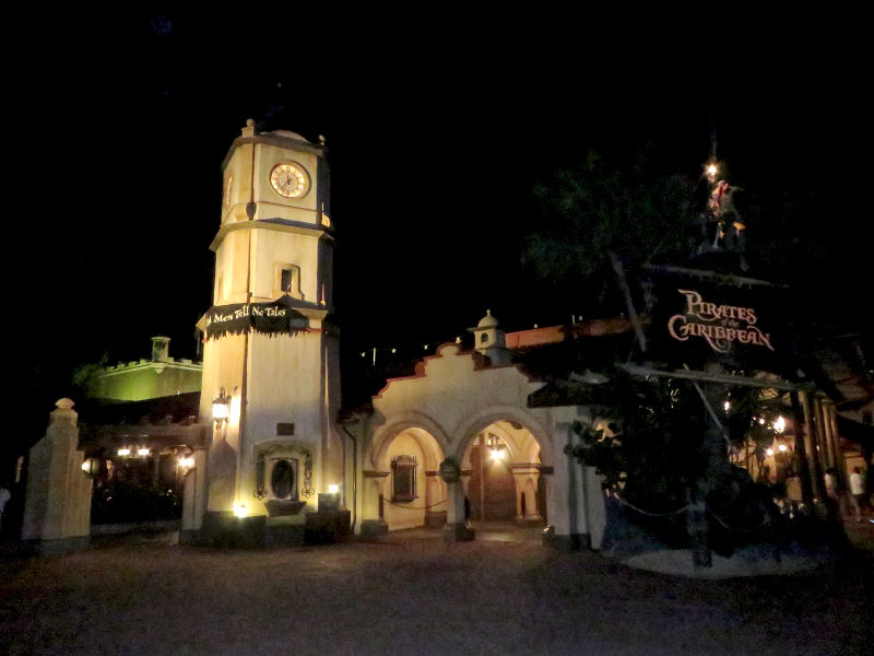 My Disney Top 5 - Things to Love about Pirates of the Caribbean at the Magic Kingdom