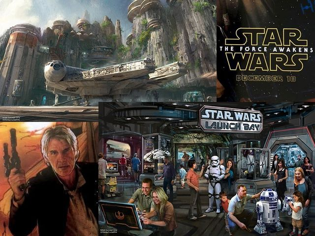 Star Wars Land Awakens