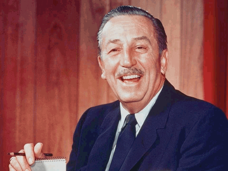 Walt Disney Predicts the Future of Entertainment