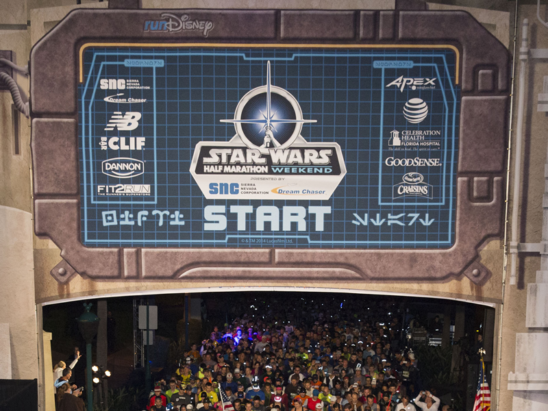runDisney brings Star Wars Half Marathon to Walt Disney World