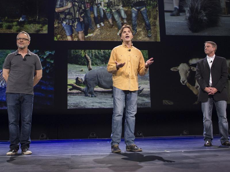 D23 Expo: Walt Disney Studios Animation Presentation