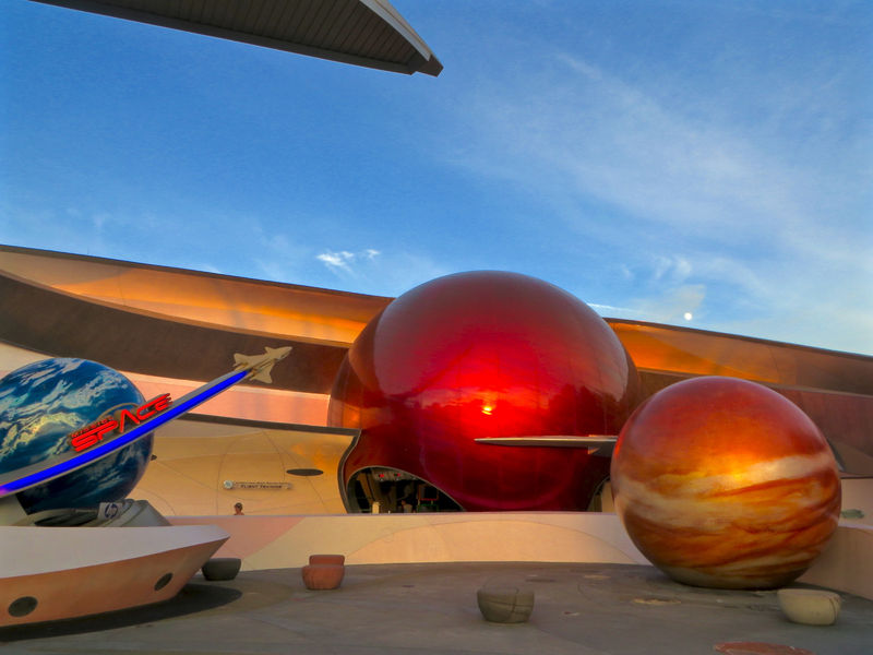 My Disney Top 5 - Things to Love About Epcot's Mission:Space