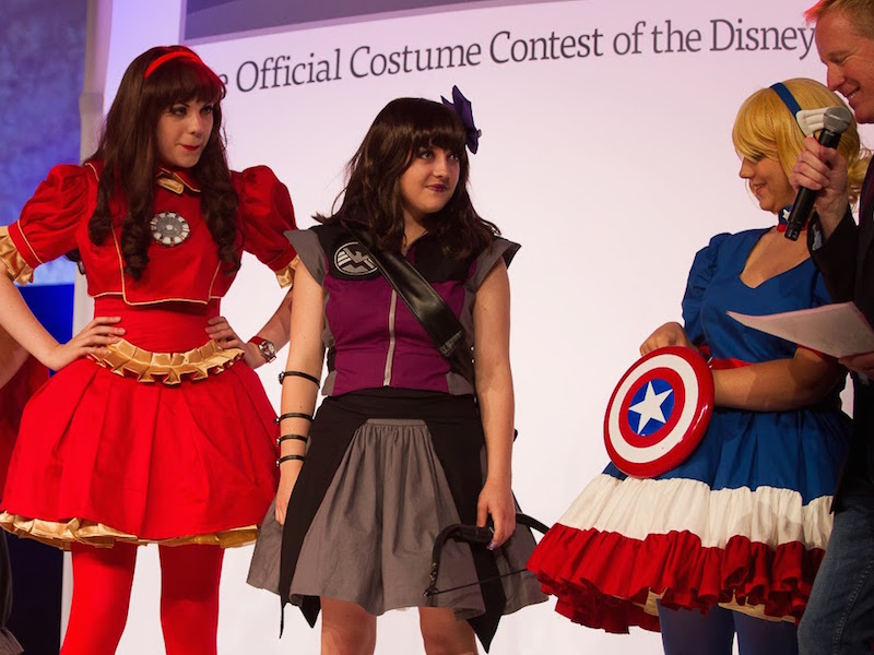 D23 Expo - Heroes and Villains a la Mode Costume Contest