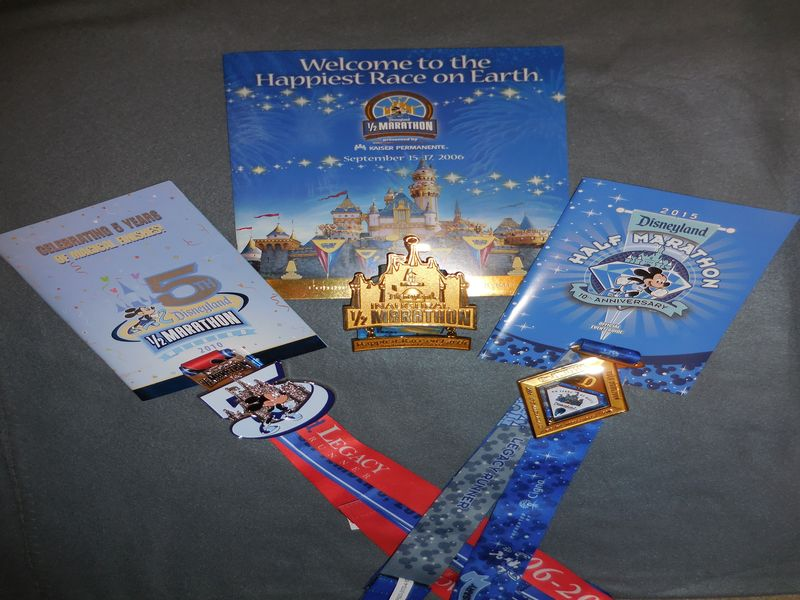 The Disneyland Half Marathon: 10 Years Running