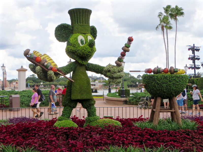 Walt Disney World Resort Update for September 29 - October 5, 2015