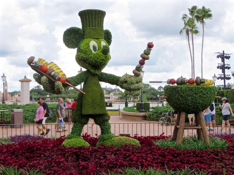 Walt Disney World Resort Update for September 29 - October 5, 2015