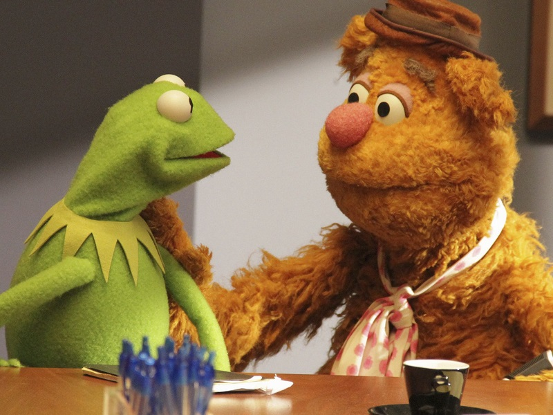 Muppet Stuff - ABC's The Muppets