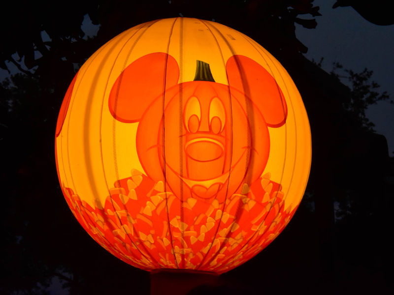 Mickey's Not So Scary Halloween Party: A Photo Tour
