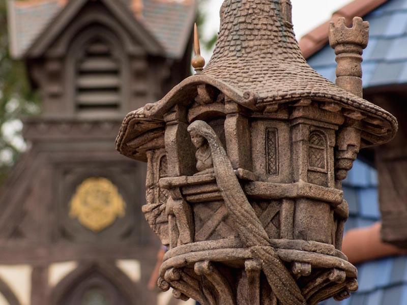 Photo Tour of Disneyland's new Fantasy Faire